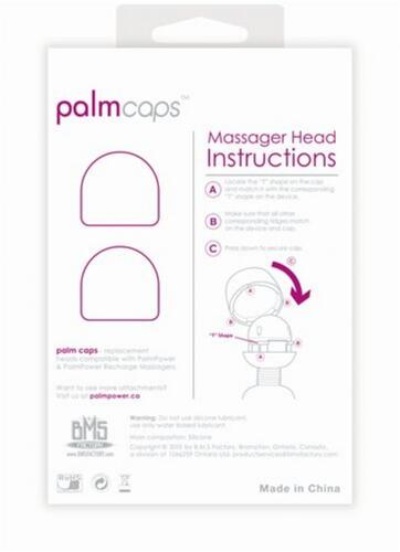 Palm Power - Silicone Attachments Palm Caps