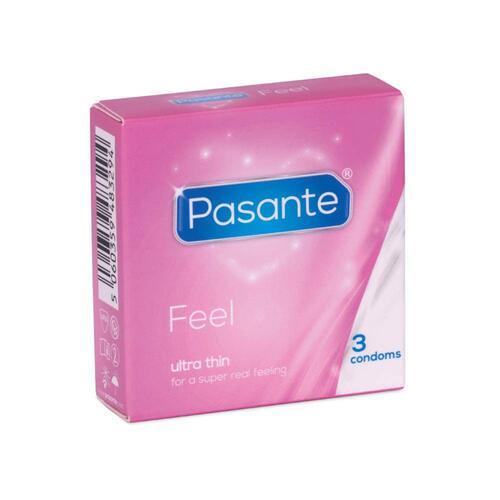 Pasante Feel condoms 3 pcs