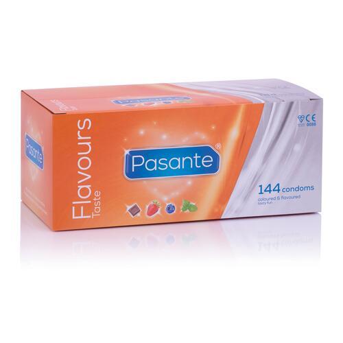 Pasante Flavours condoms 144pcs