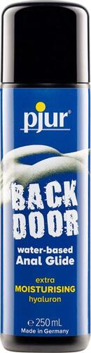 Pjur Backdoor Moisturizing Anal Glide - 250 ml