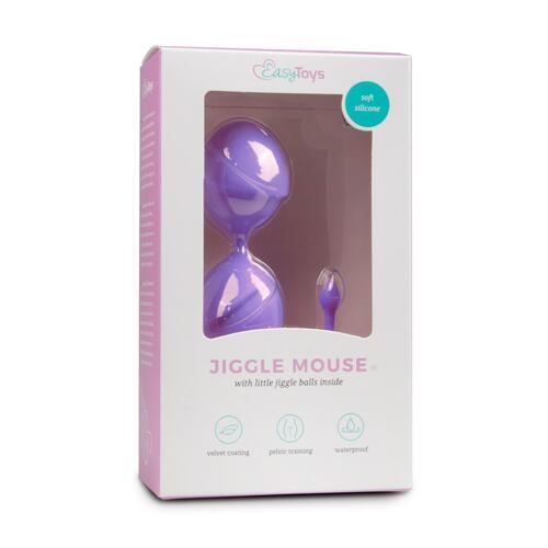 Purple Double Vagina Balls