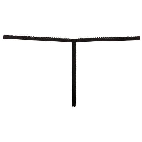 String ouvert black S-L