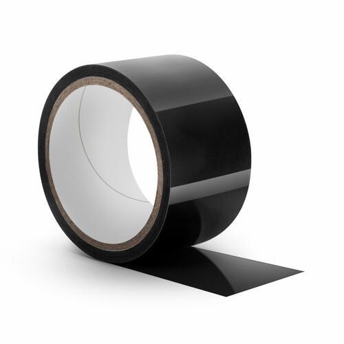 Temptasia - Black Bondage Tape - 18 Meters