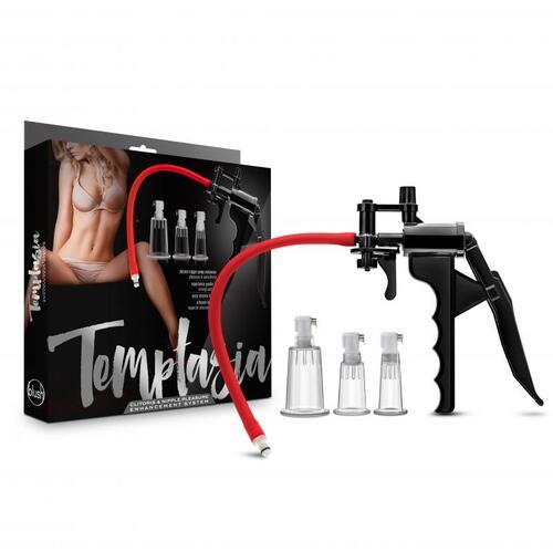 Temptasia - Clitoris and Nipple Pump Complete Set