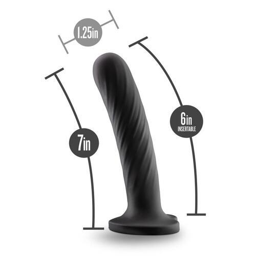 Temptasia - Twist Dildo - Large