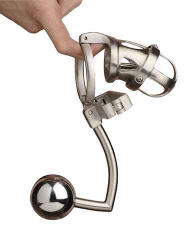 The Deluxe Extreme Chastity Cage