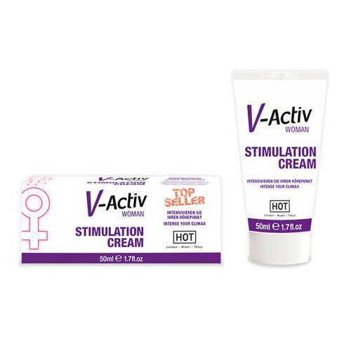 V-Activ Stimulation Cream For Women 50 ml