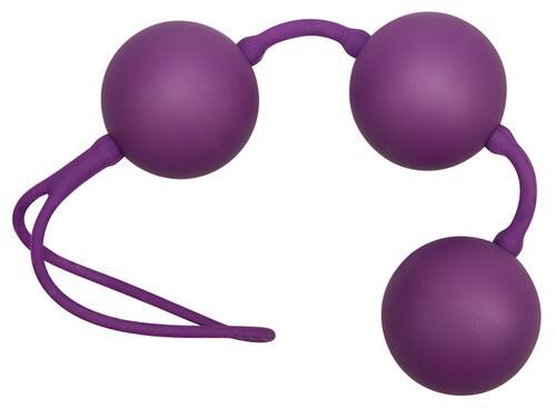 Velvet Balls Purple