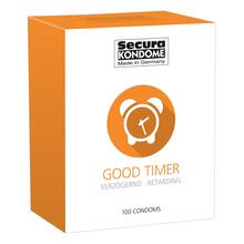Secura Kondome Good Timer Delay x100 Condoms