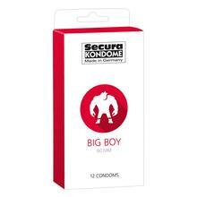 Secura Kondome Big Boy 60MM x12 Condoms