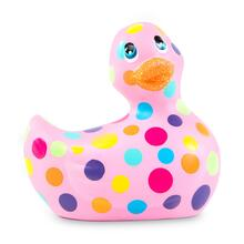 I Rub My Duckie Happiness Pink