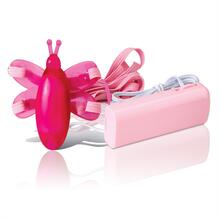 Dragonfly Fanstasy Clitoral Strap On Massager