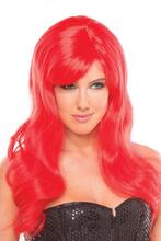 Burlesque Wig - Red