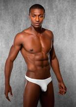 Doreanse Men's Thong - White