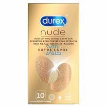 Durex Condoms Nude XL - 10 pcs