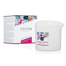 Exotiq Massage Candle Bamboo Orchids - 200g