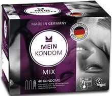 Mein Kondom Mix - 40 Condoms