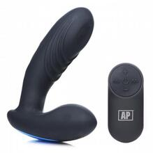 P-Thump Prostate Vibrator With Remote Control