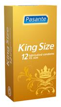 Pasante King Size condoms 12 pcs