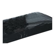 PVC Orgy-Sheet black