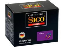 Sico Color - 50 Condoms