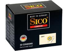 Sico Dry - 50 Condoms
