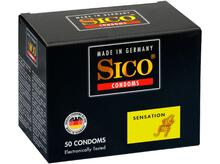 Sico Sensation - 50 Condoms