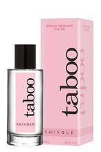 Taboo Frivole for Women - 50 ml