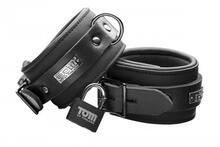 Tom of Finland Neoprene Ankle cuffs w/ locks