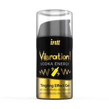 Vibration! Vodka Energy Tingling Gel