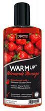 Warm-up Massage Oil - Strawberry