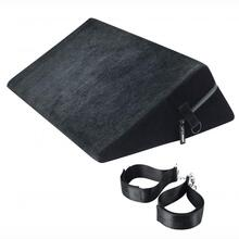 Whipsmart - The Mini Try-Angle Position Pillow with Wrist Cuffs