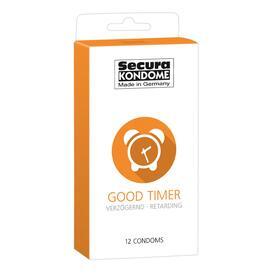 Secura Kondome Good Timer Delay x12 Condoms