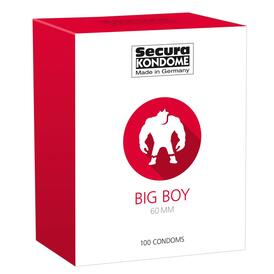Secura Kondome Big Boy 60MM x100 Condoms