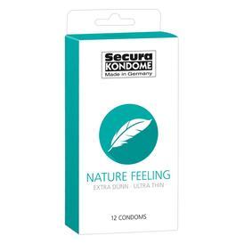 Secura Kondome Nature Feeling Ultra Thin x12 Condoms