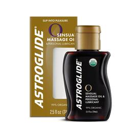 Astroglide O Organic Oil Blend 120ml