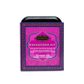 Kama Sutra Weekender Kit In A Tin Raspberry Kiss