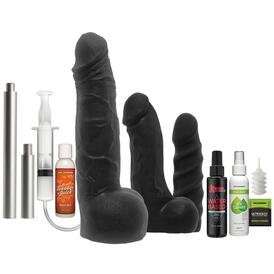 Kink Power Ranger Cock Collector 10 Piece Kit