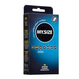 49mm Condom 10 Pack