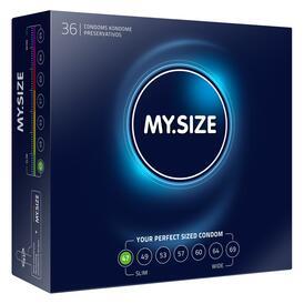 47mm Condom 36 Pack