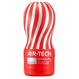 Air Tech Reusable Regular Vacuum Cup Masturbator