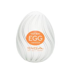 Twister Egg Masturbator