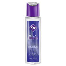 ID Silk Natural Feel Water Based Lubricant 4.4floz/130mls