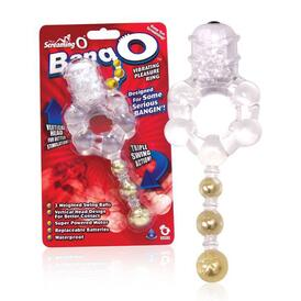 BangO Vibrating Cock Ring