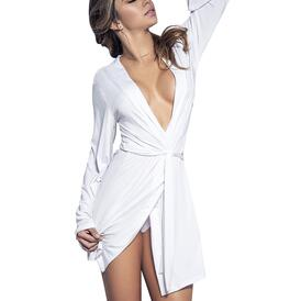 Bride Robe with Matching G-String