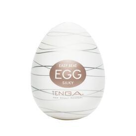 Silky Egg Masturbator