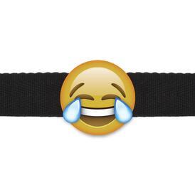 Emogag Laughing Out Loud Emoji Ball Gag