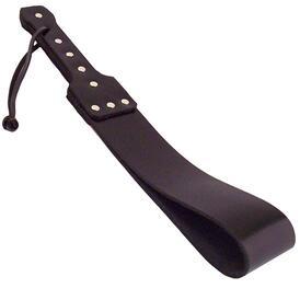 Folded Paddle Black