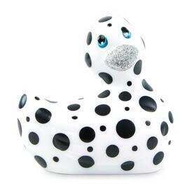 I Rub My Duckie Happiness White