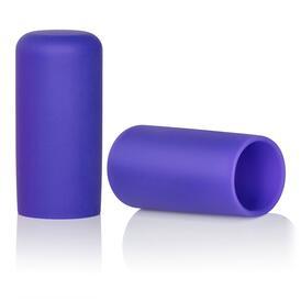 Nipple Play Silicone Nipple Suckers Purple